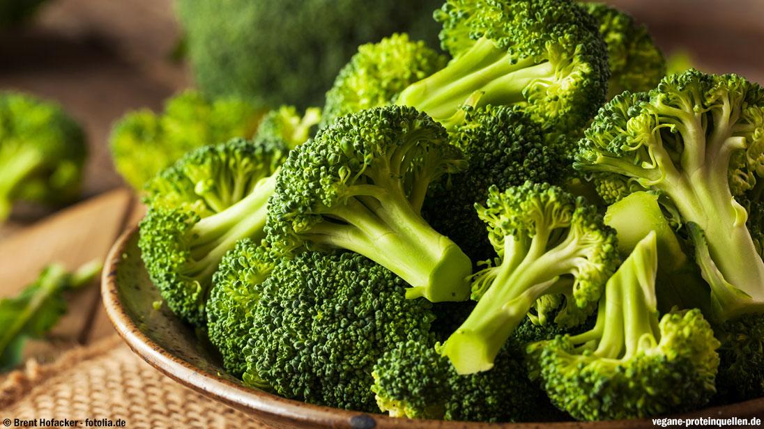 Brokkoli Proteingehalt