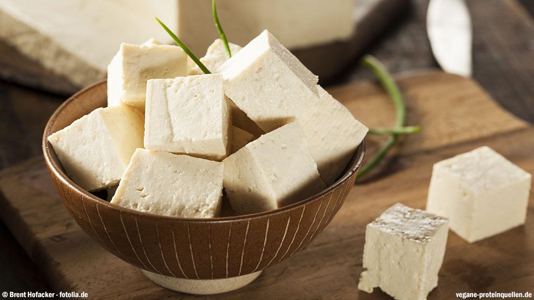 Tofu als pflanzliche Proteinquelle