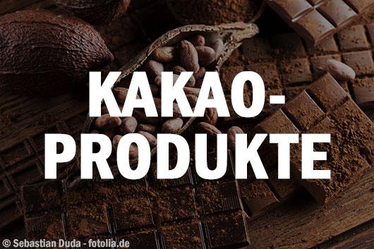 Protein aus Kakaoprodukten
